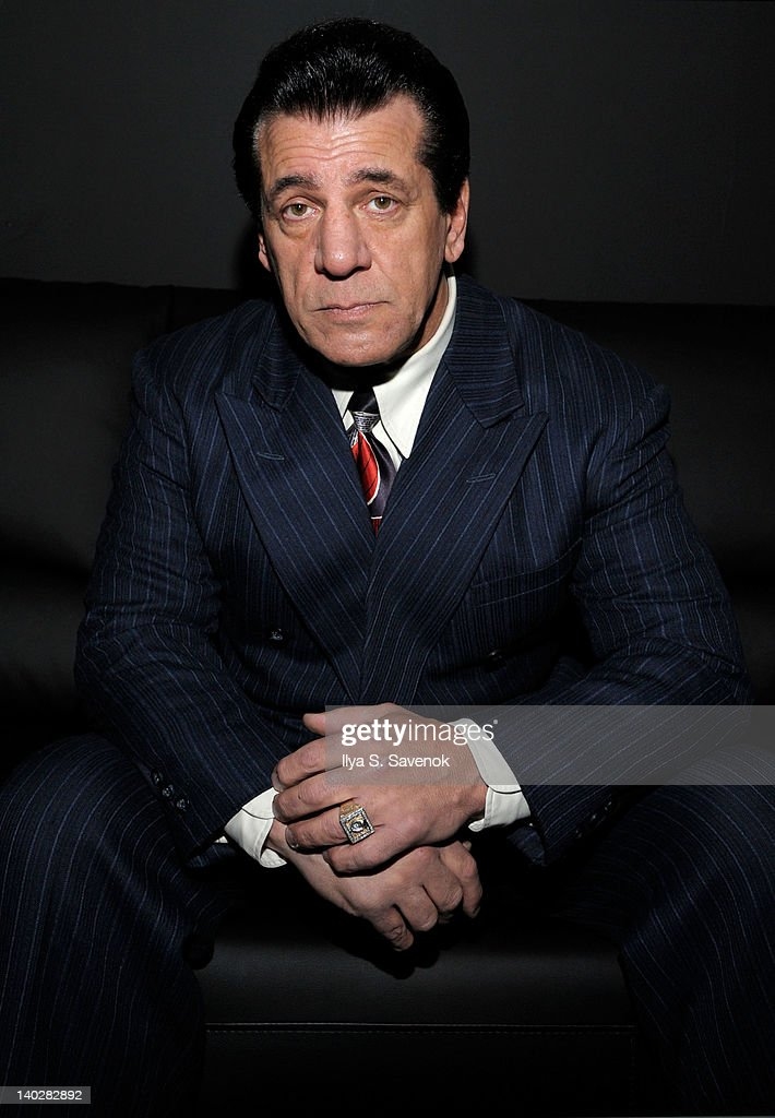 chuck zito height