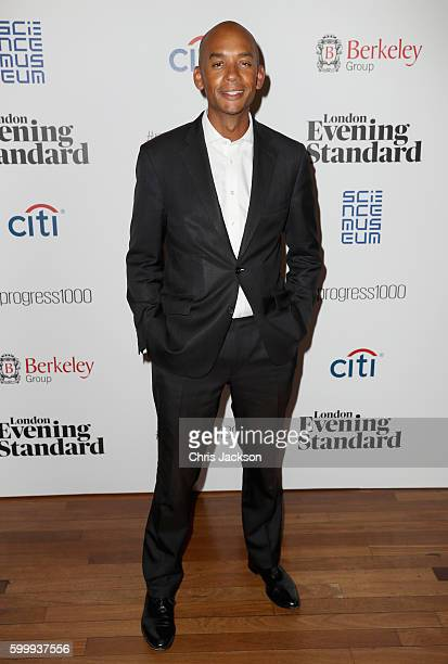 Chuka Umunna attends London Evening Standard's Progress 1000 at Science Museum on September 7 2016 in London England