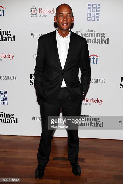 Chuka Umunna attends London Evening Standards Progress 1000 at Science Museum on September 7 2016 in London England