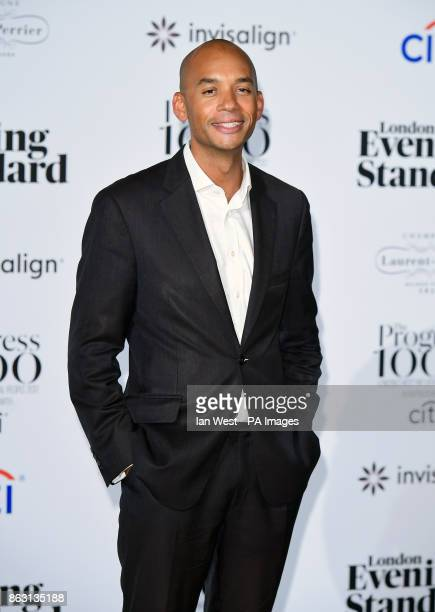 Chuka Umunna MP at the London Evening Standard's annual Progress 1000 in partnership with Citi and sponsored by Invisalign UK held in London