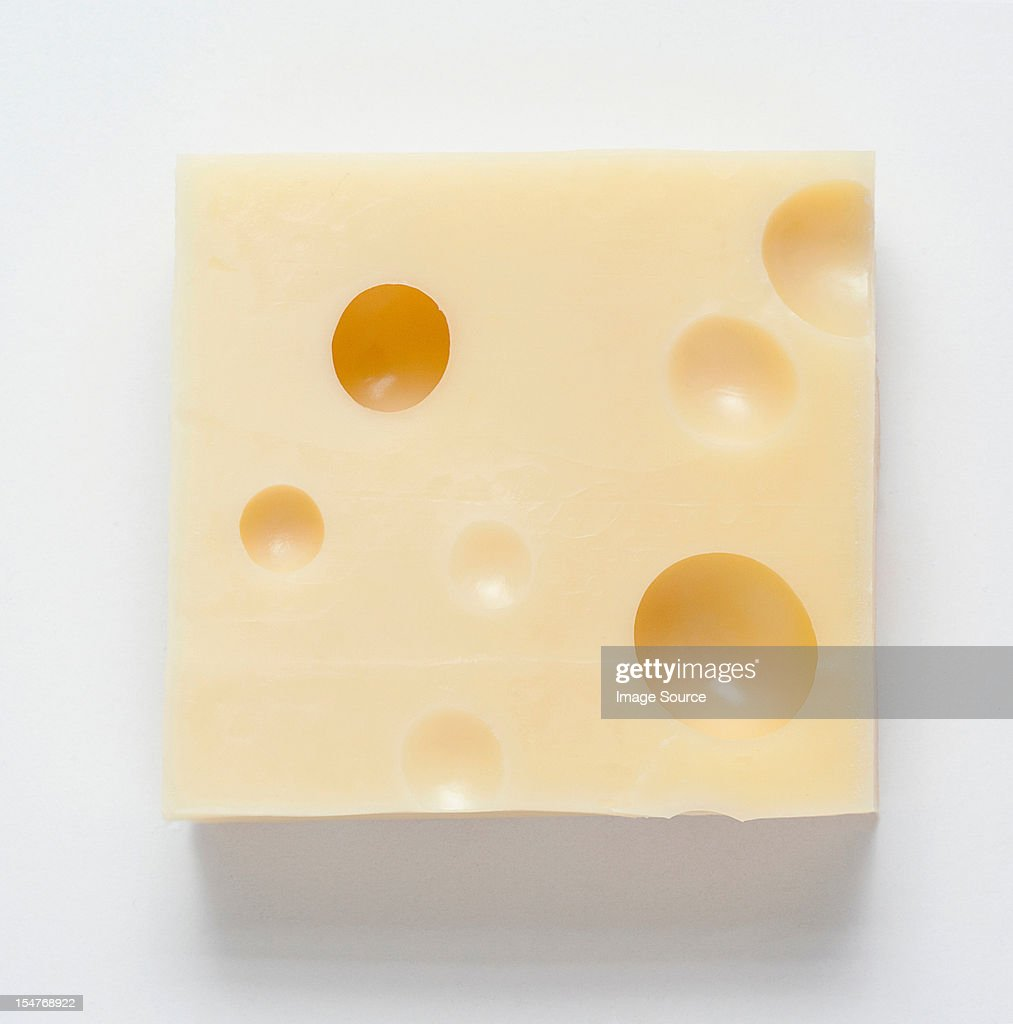 Chunk of cheese