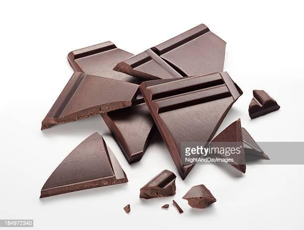 Verlängert werden von dunkler Schokolade-XXXL