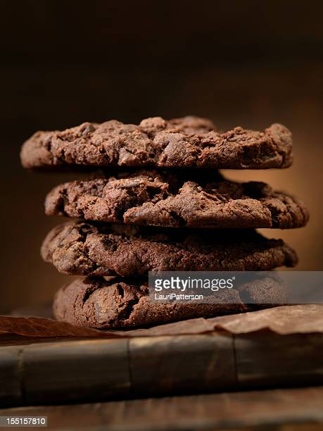 Chunky Chocolate Cookies