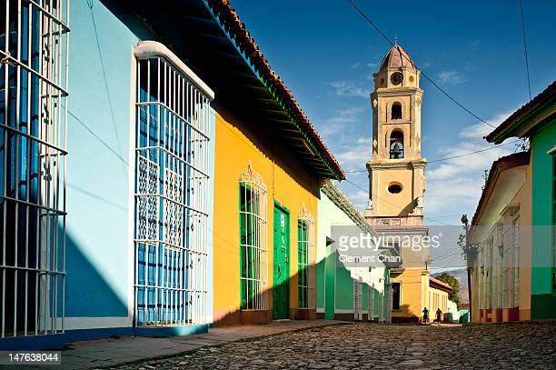 Church and Monastery of Saint Francis, Trinidad