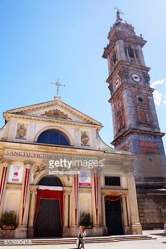Church Basilica of San Vittore