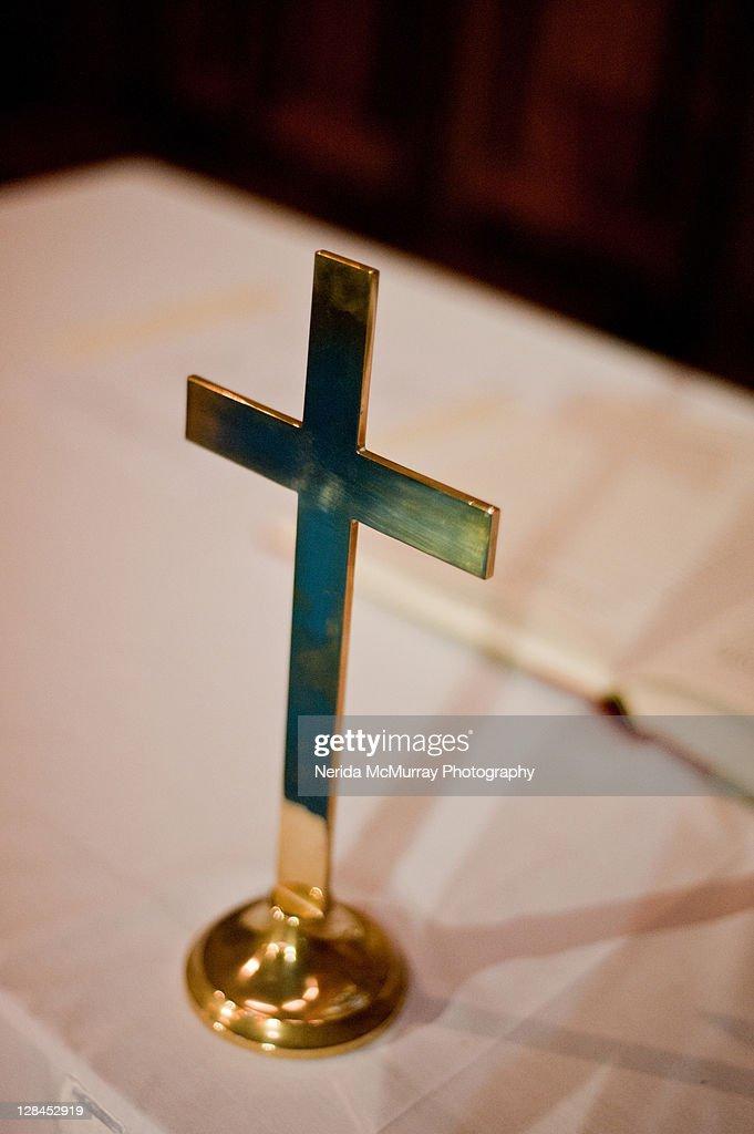 Church decorations : Stock Photo