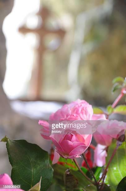 Église de fleurs