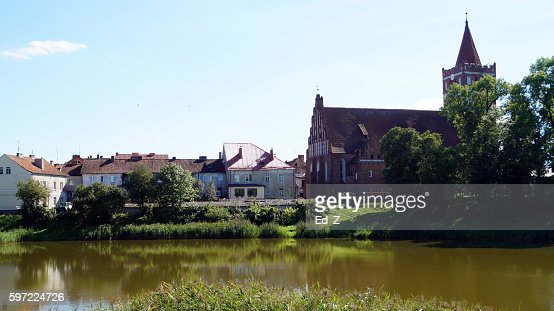 Church Fridland : Foto stock