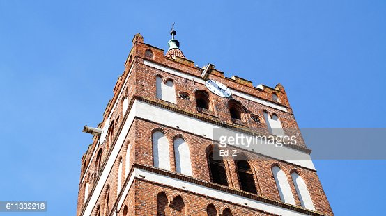 Church Fridland : Foto stock