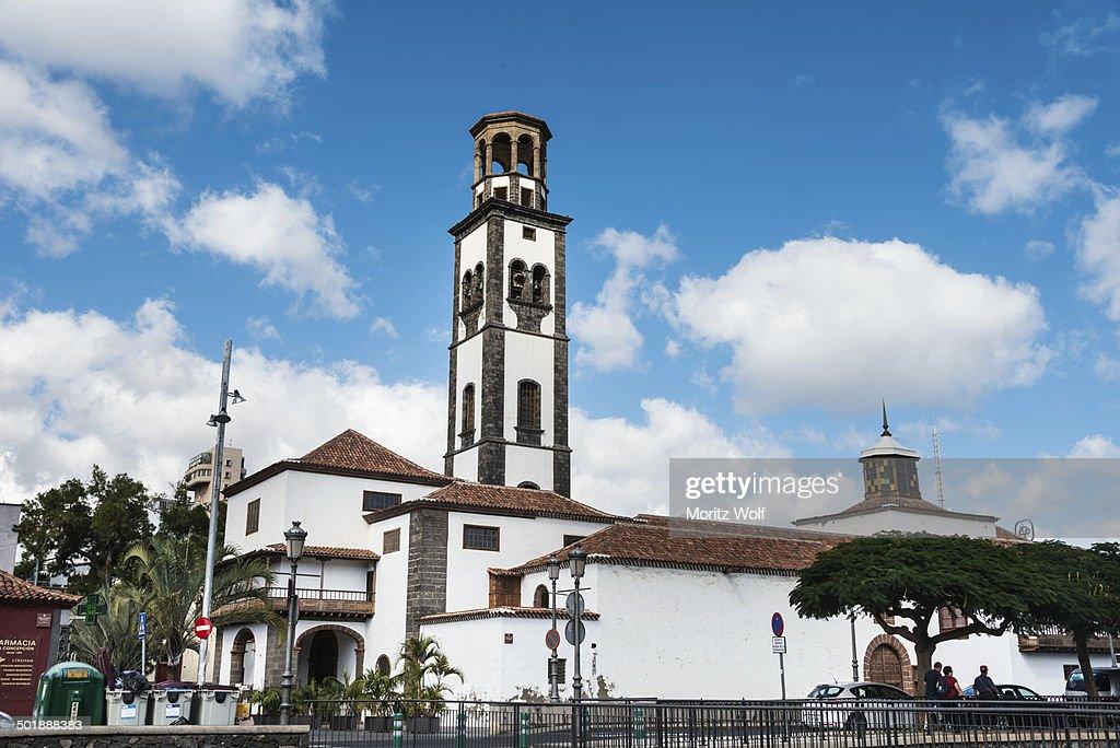 Church Iglesia de la Concepcion, Santa Cruz, Tenerife, Canary Islands, Spain