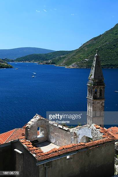 Church in Perast, Montenegro