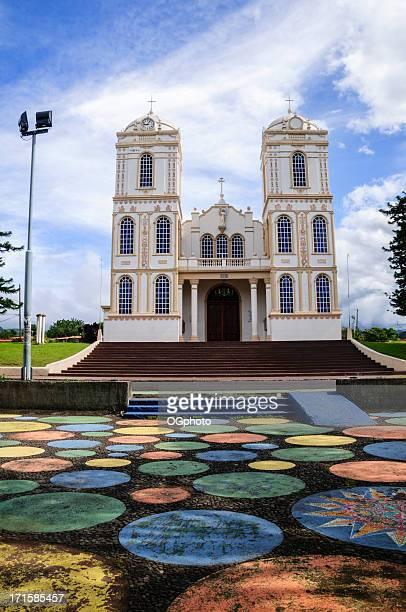 Chiesa della città di Sarchi, Costa Rica