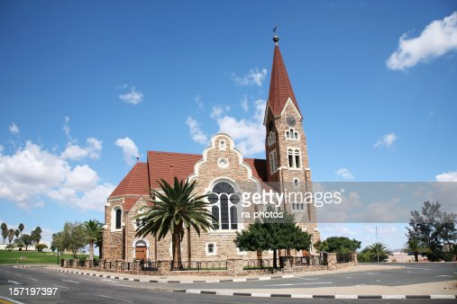 Church in Windhoek, Namibia