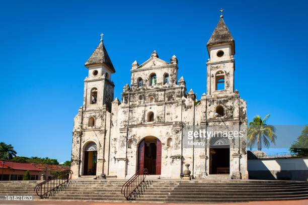 Church Nicaragua Granada Our Lady of Guadalupe
