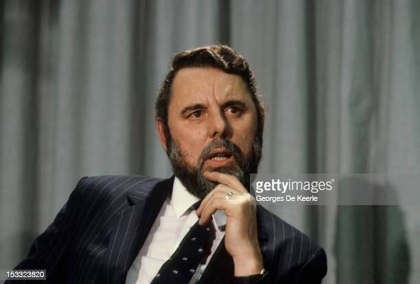 Church of England envoy Terry Waite London 5th November 1986 In his role as hostage negotiator Waite himself was taken hostage in the Lebanon the...