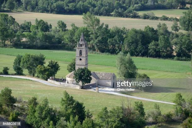 Church of Notre-Dame-d'Entraignes (c12th-19th) Tartonne