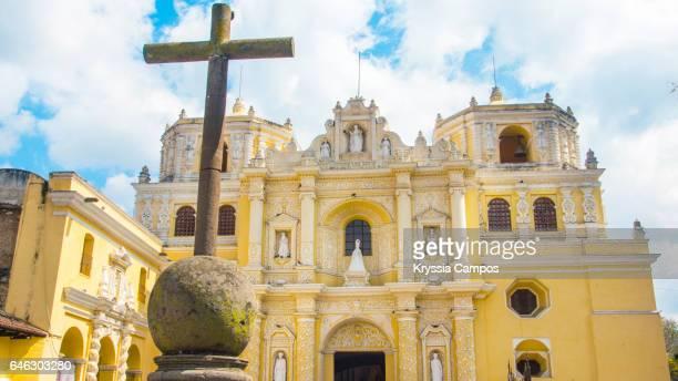 Church of Nuestra Señora de la Merced, Antigua, Guatemala