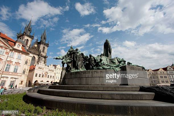 Church Of Our Lady Before Tyn At Prague Czech Republic