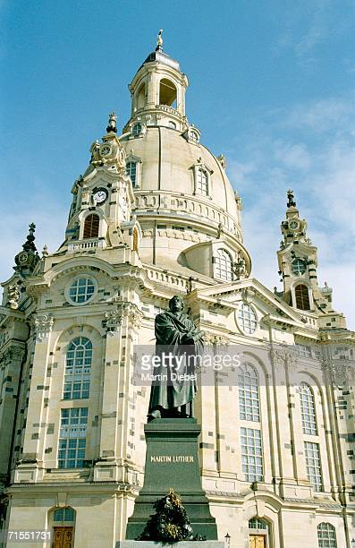 Church of Our Lady, Frauenkirche, Dresden, Germany
