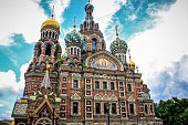 Church of Our Savior on the Spilled Blood - St. Petersburg