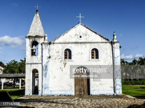 Church of Saint Sebastian, Porto de Cima, Brazil
