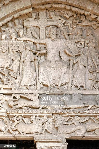 Church of SaintPierre de Beaulieu in Dordogne France Church was built mainly in the 12th13th centuries it was attached to the order of Cluny Its...