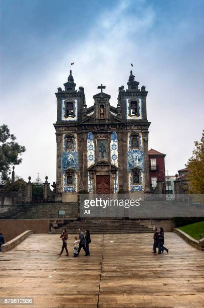Church of San Ildefonso in Porto, Portugal