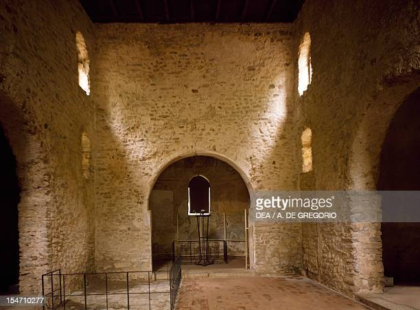 Church of Santa Maria Foris Portas Castelseprio Italy 9th century