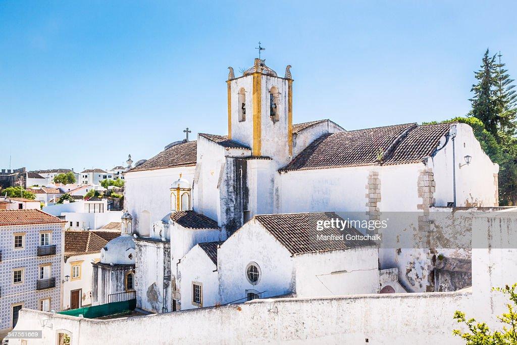 Church of Santiago at Tavira