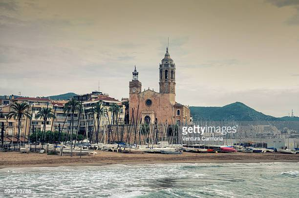 Church of Sitges
