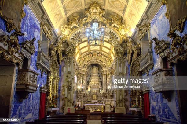 Church of St. Vicente in Braga