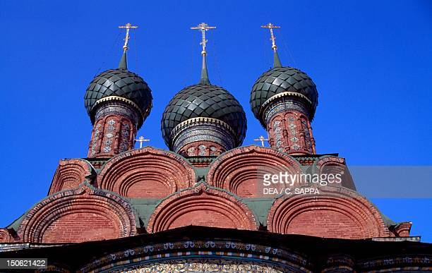 Church of the Epiphany 16481696 Yaroslavl's historic centre Russia