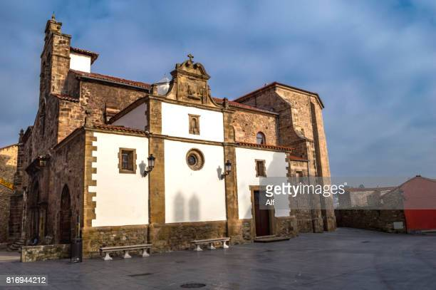 Church of the Franciscan Fathers in Avilés, Asturias