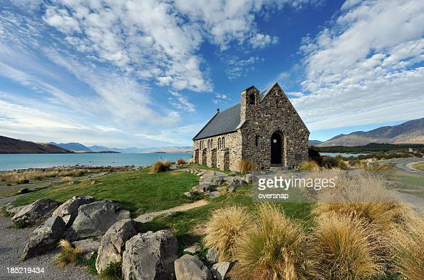 Church of the Good Shepherd in New Zealand
