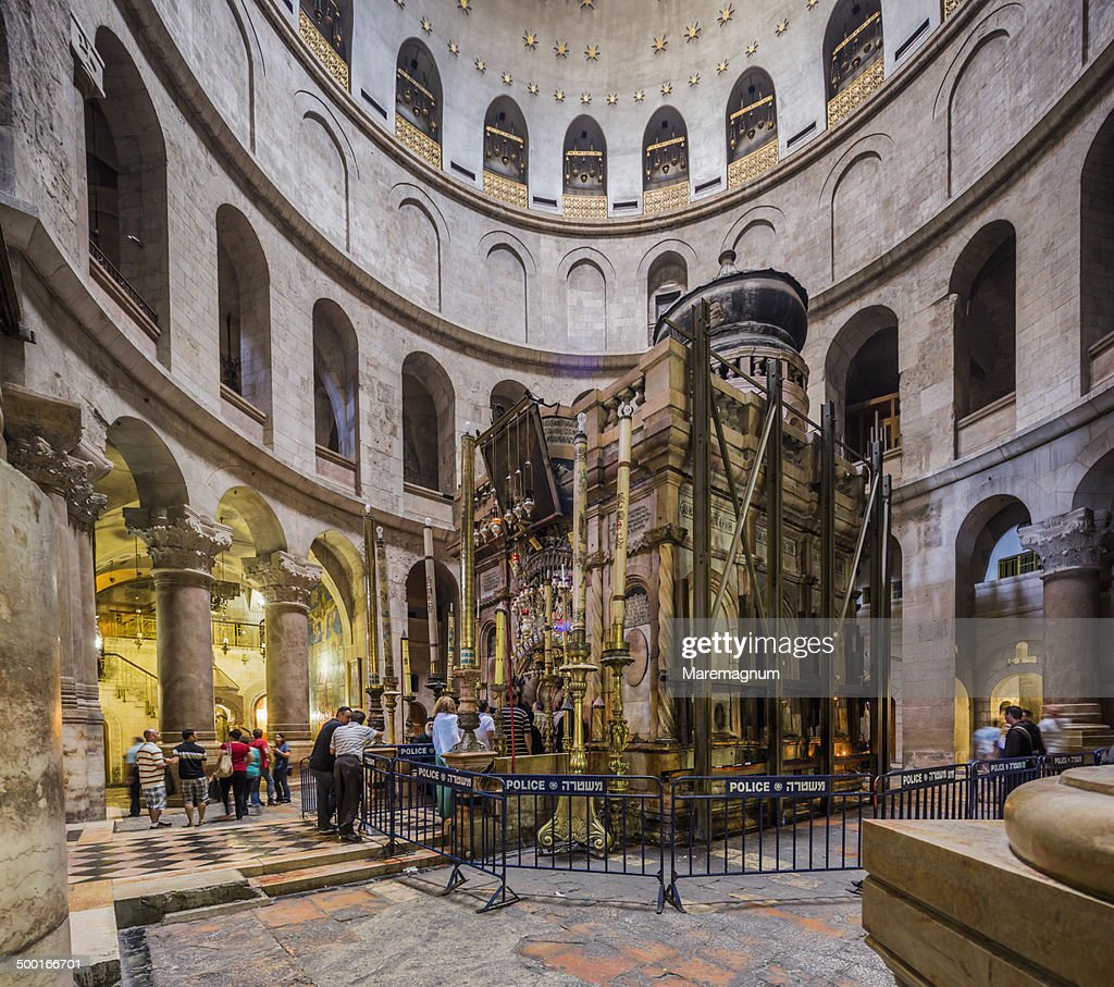 church of holy sepulchre essay