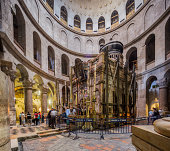 Church of the Holy Sepulchre, the Tomb of Jesus