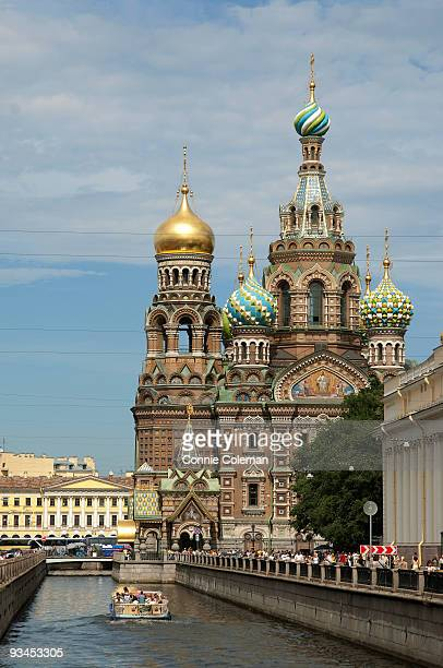 Church of the Savior on Spilled Blood, Russia