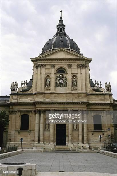 Church of the Sorbonne Paris