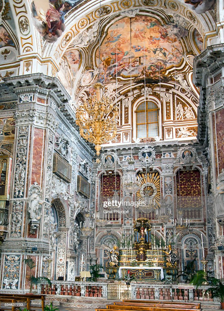 Church of the St. Catherine in Palermo