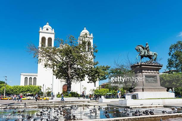 Church on la Ruta de las Flores
