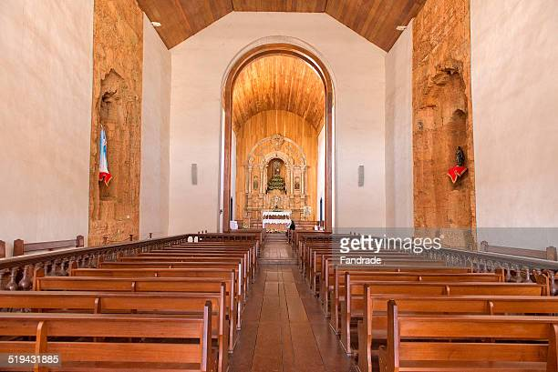 Church Our Lady of the Rosary Pirenopolis Brazil