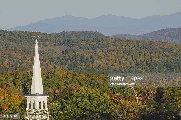 Church, Peacham, Vermont