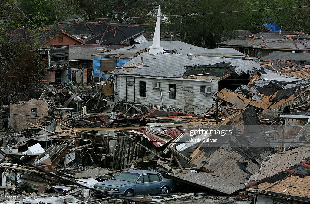 hurricane katrina aftermath Gallery