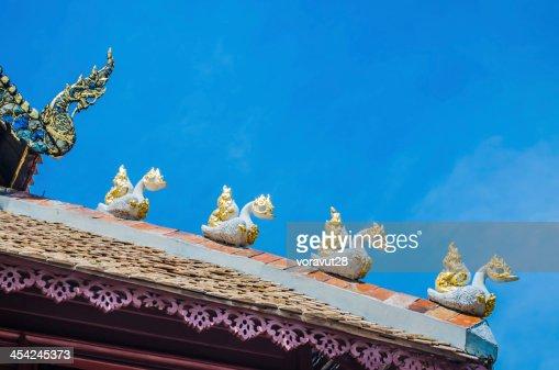 church roof. : Stock Photo