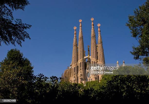 Church Sagrada Familia, Barcelona, Spain
