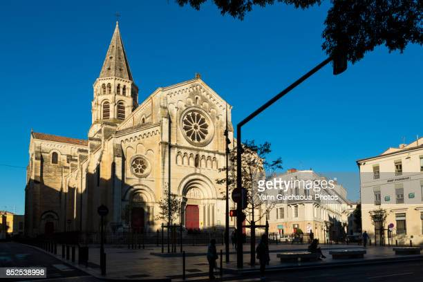 Church Saint Paul, Nimes, Gard, Occitanie, France