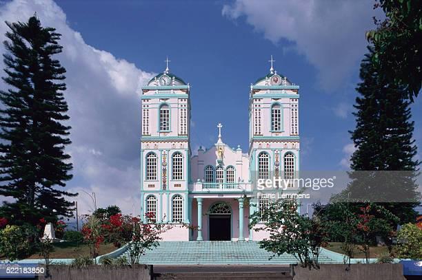 Church, Sarchi, Costa Rica