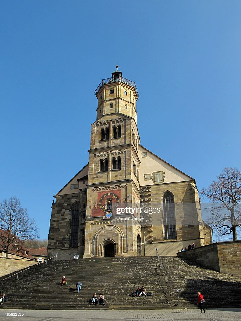 Church Schwäbisch Hall