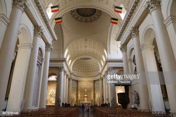 church St. Jacques sur Coudenberg