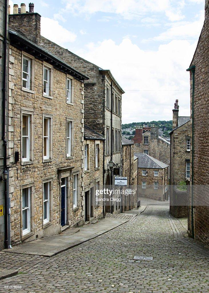 Church Street, Lancaster, Lancashire, UK